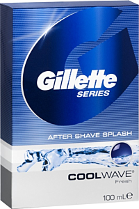 Lotiune dupa ras Gillette Cool Wave