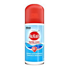 Spray repelent pentru insecte Autan Family Care 100ml