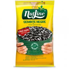 Seminte de floarea soarelui prajite fara sare Nutline 40g