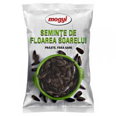 Seminte prajite de floarea soarelui fara sare Mogyi 200g
