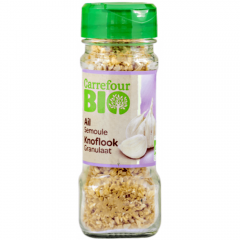 Usturoi granulat Carrefour Bio 60g