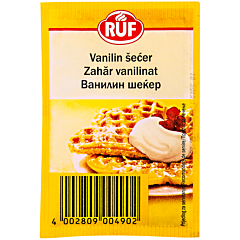 Zahar vanilinat Ruf 8g