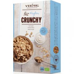 Musli Bio crunchy cu Ovaz Verival 375 g