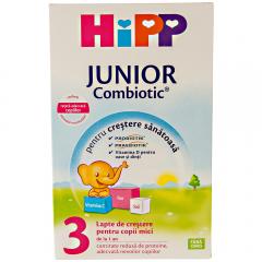 Combiotic 3 de la 1 an Hipp 500g