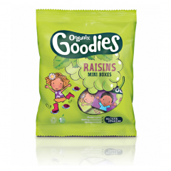 Stafide ecologice Organix Goodies 12x14g