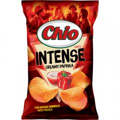 Chips Intense cu smantana si paprika Chio 135g