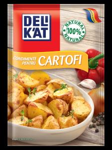 Condimente pentru cartofi Delikat 23g