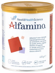 Lapte formula Alfamino Nestle 400g
