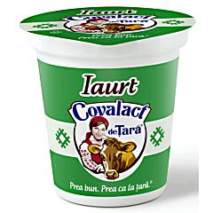 Iaurt natur Covalact 2.8% grasime 140g