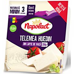 Telemea Huedin din lapte de vaca Napolact 350g