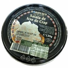 Salata cu icre de crap Doripesco 130g