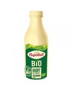 Iaurt de baut Bio 2,8% grasime Napolact 750g