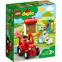LEGO Duplo Tractor agricol 10950