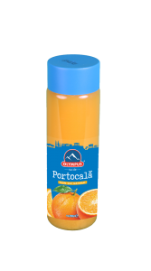 Bautura racoritoare necarbogazoasa cu aroma de portocale Olympus 1L