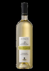 Vin alb Cramposie Selectionata 0.75l Villa Dobrusa - Avincis