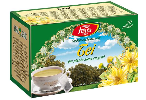ceai de tei in sarcina
