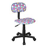 Scaun de birou pentru copii Candy, Multicolor