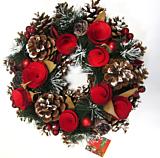 Coronita decorata 30 cm