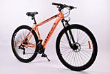 "Bicicleta Omega Rowan 26"", portocaliu-negru"
