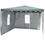 Pavilion gradina 2x3Xx.5 m, verde