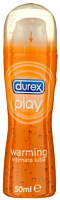 Lubrifiant intim Durex Play Warming 50ml