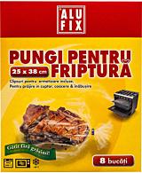 Pungi pentru friptura AluFix 8 buc