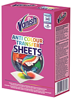 Hartie captare culori Vanish, 40 buc.