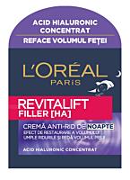 Revitalift Filler crema de noapte 50ml L'Oreal Paris