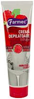 Crema depilatoare Teenager cu extract de zmeura Farmec 150ml