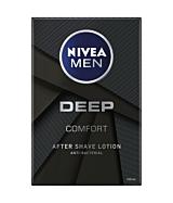 Lotiune dupa ras Deep Nivea 100ml
