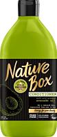 Balsam de par cu ulei de avocado presat la rece Nature Box  385 ml