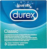 Prezervative clasice Durex 3 bucati