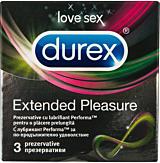 Prezervative Durex Extended 3 bucati