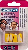 Dopuri pentru urechi Pharmadoct 4 bucati