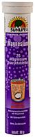 Tablete efervescente cu gust de lamaie, Magneziu Sunlife, 20 bucati, 80g