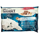 Hrana umeda Gourmet Seaside Duo 340g