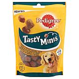 Hrana uscata complementara pentru caini adulti Tasty bites Pedigree 130 g