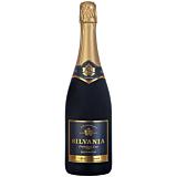 Vin spumant alb, brut natur, Silvania Premium lux, 0.75L