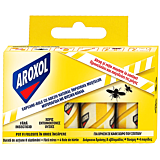 Capcane role cu adeziv natural impotriva mustelor, Aroxol 4 bucati