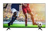 Televizor LED Smart Hisense 43A7100F, 108 cm, 4K Ultra HD, Negru