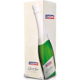Vin alb spumant, Gran Cinzano,sec, 0.75L