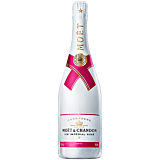 Sampanie rose, Moet&Chandon Ice Imperial, alcool 12%, 0.75L