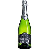 Vin alb spumant, Villa Vinea Cuvee Celest, Feteasca Regala, Riesling de Rin, Pinot Noir, 0.75L