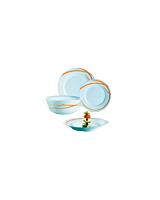 Set vesela 19 piese Fairy Orange, Luminarc