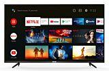 Televizor LED Smart TCL 50P615, 127 cm, 4k Ultra HD, Android TV, Clasa E, Negru