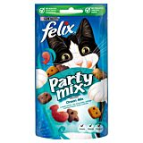 Hrana pisici Party Mix Ocean Felix Purina 60g