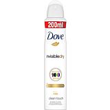 Deodorant antiperspirant spray Dove Invisible Dry, 200ml