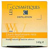Ceara depilatoare rece, Les Cosmetiques, 140g