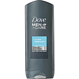 Gel de dus Dove Men +Care Clean Comfort 250ml
