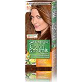 Vopsea de par permanenta, Garnier Color Naturals, 6.41 Chihlimbar Dulce, 110 ml